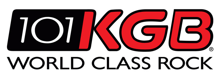 Stefanos Alexiou on 101 KGB - San Diego's World Class Rock Station